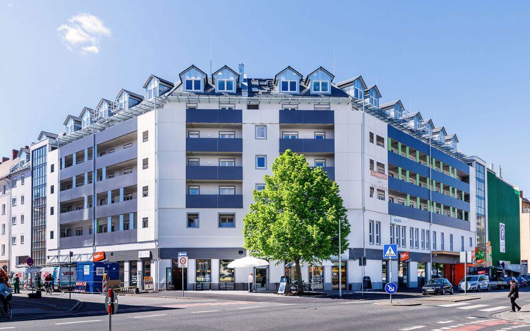 Neubau Wohn- /Geschäftshaus mit KITA und PH – Fürth