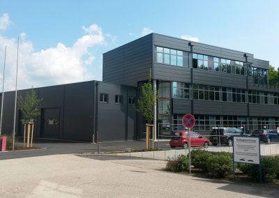 Neubau Büro und Studio für Unfallforensik – Erlangen