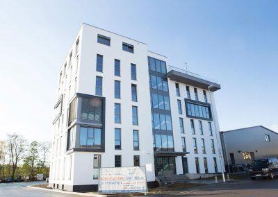 Neubau Bürogebäude – Schwabach